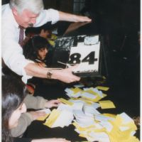 LB Haringey, emptying ballot boxes for local elections and GLA referendum, 1998