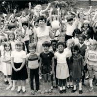 LB Ealing, children at Stanhope First School, 1984