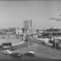 LB Southwark, Elephant and Castle redevelopment, c.1965
