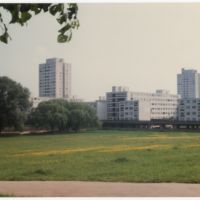 LB Haringey, view of the Broadwater Farm estate, 1982