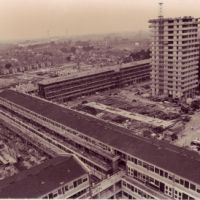 RB Kingston upon Thames, redevelopment of Cambridge Estate, 1970