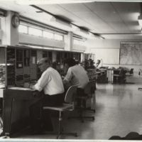 LB Bromley, Fault Control Centre at Telephone House, 1965