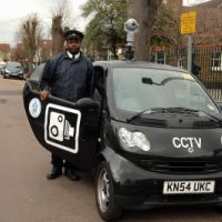 LB Havering, CCTV Smart Car, 2007