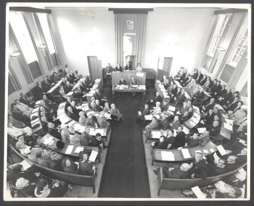 LB Southwark, Southwark Council meeting, 1964